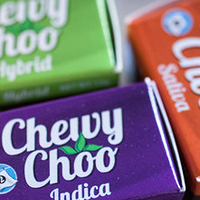 Chewy Choo Edibles